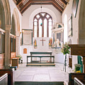 St Mylor South Aisle Chapel. by Terri Waters