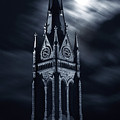 St Nicholas Church Wilkes Barre Pennsylvania by Arthur Miller
