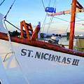 St. Nicholas IIi by Jost Houk