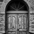 St Olafs Church Door by Stephen Stookey