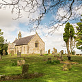 St Oswald's Church Graveyard by David Head