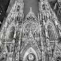 St. Patricks Cathedral  by Eleanor Abramson