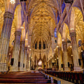 St Patrick's Cathedral by Michael Tischler
