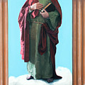 St Paul  by Sister Laura McGowan