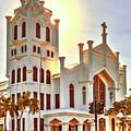 St. Paul's Episcopal Church - Key West by Bob Slitzan