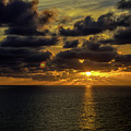 St. Pete Sunset by Susie Weaver