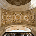 St Peter's Ceiling Detail by Michael Evans