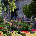 St. Peter's Cemetery Gravesites by Bob Phillips