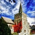 St. Peter's Church by Doug Sturgess