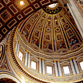 St Peters Looking Up by Martin Sugg