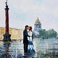 St. Petersburg by Leonid Afremov