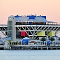 St. Petersburg Pier by David Lee Thompson