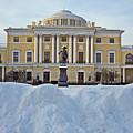 St Petersburg, Russia, Pavlovsk Palace by Moshe Torgovitsky