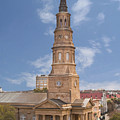 St Philips Episcopal Church by Bill Barber