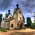 St. Sava by Robert Storost