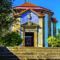 St. Sebastian's Chapel by Roberta Bragan