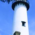 St Simons Lighthouse by Gene Norris