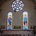 St. Stanislaus Minor Basilica Interior by Kari Yearous
