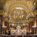 St. Stephen's Basilica by Shay Weiss