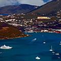 St. Thomas Bay by Anthony Dezenzio
