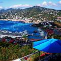 St. Thomas - Caribbean by Anthony Dezenzio