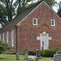 St Thomas Church by Dan Williams