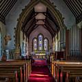 St Thomas Church, St Dogmaels by Mark Llewellyn
