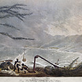St. Thomas: Hurricane, 1819 by Granger