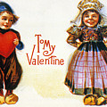 St. Valentines Day Card by Granger