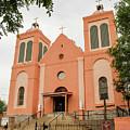 St Vincent De Paul Catholic Church by Allen Sheffield