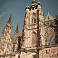 St Vitus Cathedral Prague by Ivy Ho
