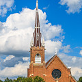 St Wenc On A Bright Summer Day by Shari Brase-Smith