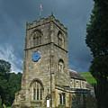 St Wilfrid Burnsall by Steve Watson