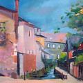 St Yrieux La Perche  by Kim PARDON