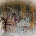Stabian Baths - Pompeii 2 by Debra Martz