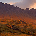 Stac Pollaidh At Sunset by John McKinlay