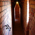 Stadhuset's Corridor by Elaine Berger