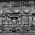 Stadium Black And White by Frozen in Time Fine Art Photography