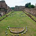 Stadium Of Domitian by Joseph Yarbrough