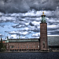 Stadshuset Color II by Ramon Martinez