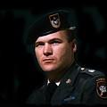 Staff Sergeant Barry Sadler In Uniform R.i.p. Circa 1965-2016 by David Lee Guss