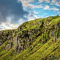 Staffin Cliffs #h4 by Leif Sohlman