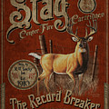 Stag Record Breaker Sign by JQ Licensing