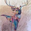 Stag Spirit by Christy Freeman Stark