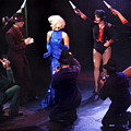 Stage Show Paparazzi by Bob Christopher