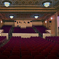 Stage View by Fred Lassmann