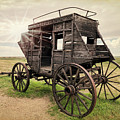 Stagecoach Days by Sharon Seaward