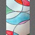 Stain Glass by Loretta Nash