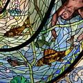 Stain Glass Set 1 - Bath House - Hot Springs, Ar by Lynn Michelle