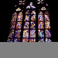 Stain Glass Window by Madeline Ellis
